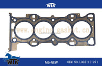New M6 engine gasket Cylinder head gasket for 8LG9-10-271