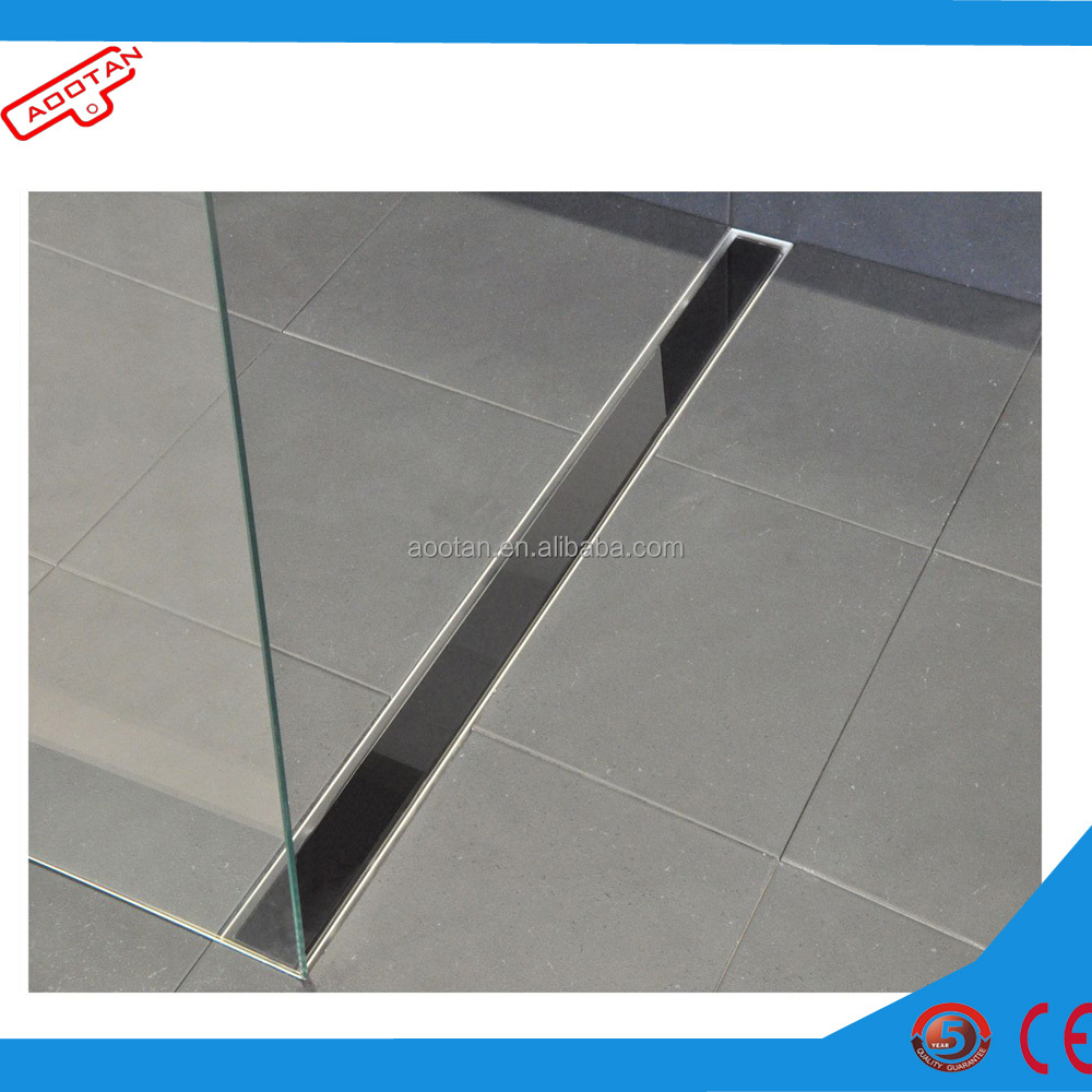 Stainless steel sink water drain grating with plastic flexible waste pipe