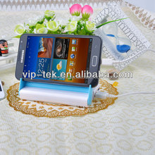 power bank & bracket & mirror Multi Function Portable PowerBank 18650 for mobile phone