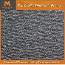Fashion Single Rayon Poly Span Stretch Jacquard Fabric