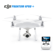 Original DJI Phantom 4 Pro Plus Pro+ 4K Professional RC Quadcopter Drone with 5.5 1080p Display Screen