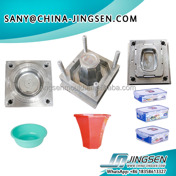 high quality mould / wash basin mould fruit box mould / plastic injection mould