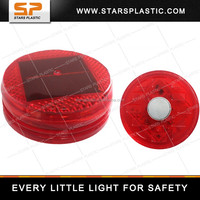 Magnet Mini LED Solar Traffic Cone