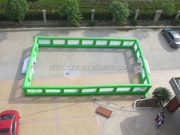 new inflatable soccer field for sale