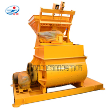 High performance Construction project JS500 weigh batching concrete mixer concrete mixer for batching plant