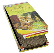 Hot sale New products 2016 high strength cat scraper with free catnip