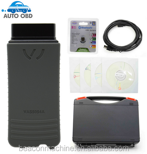 Best Quality VAS 5054A Full Chip ODIS v4.13 with OKI UDS VAS5054A VAS5054 Bluetooth auto Diagnostic Tool For VW Audi Seat Skoda