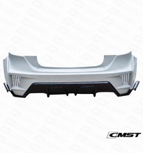 CMST STYLE FIBER GALSS REAR BUMPER FOR MERCEDES- BENZ W176 A180