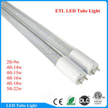 18w 4Ft T8 Cool Nature White ETL Fluorescent Tube Light Bulb Lamp with AC 85-277V