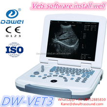 DW-VET3 Laptop pets hospital veterinary ultrasound manufacturer supply directly