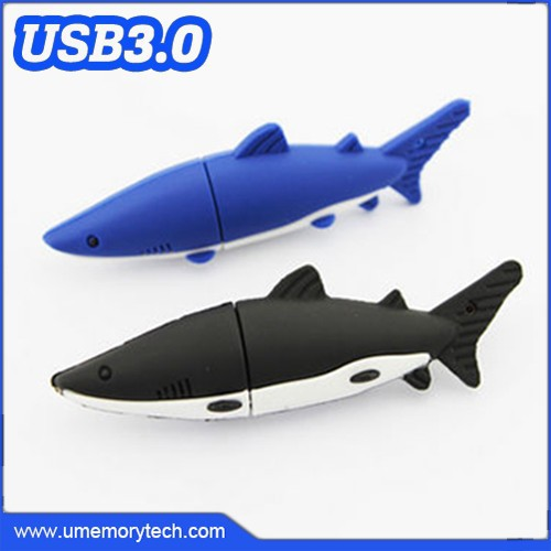 Shark shape memoria usb 8gb usb mini size full capacity usb stick 512mb