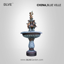 luxury large outdoor high quality bronze fountain BRFE-08