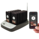 service calling transmitter and receiver/ wireless calling system/ guest pagers