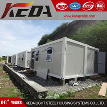 Prefab House Container Temporary Site Office Labour Camp Outdoor 421