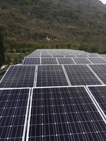 PV Solar Station,1MW Grid Tied Solar Power Plant