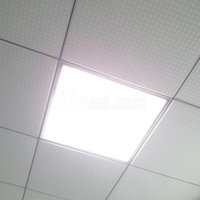 6480~7200LM 297x1197x28mm LED smd panel 80w- LED ceiling light fittings for office