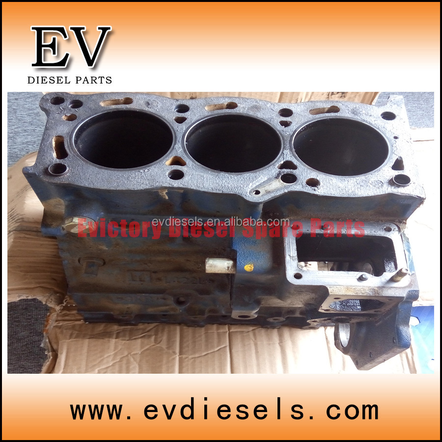block , cylinder 3AF1 3KA1 3KB1 cylinder block 3KC1 engine block assy