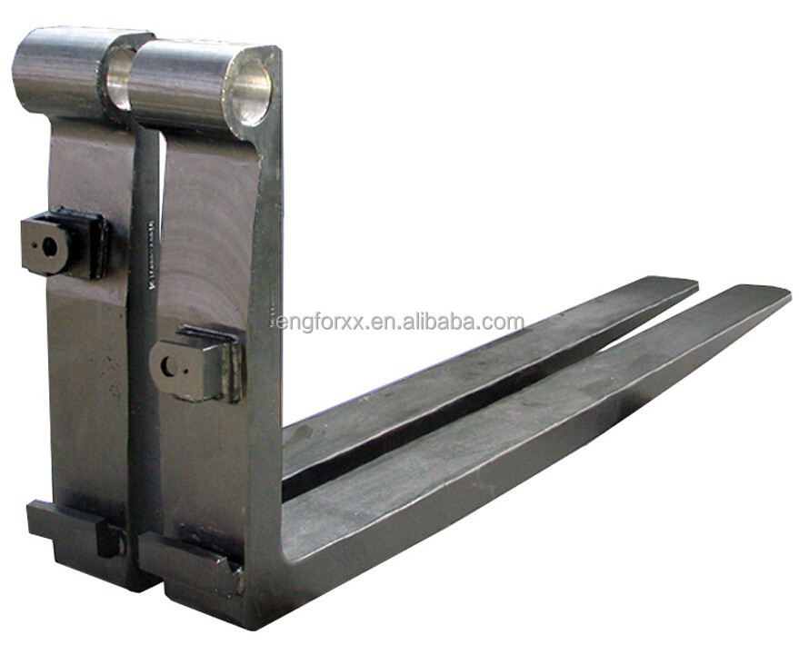 Forklift Forks (Forged, Roll Bar and Shaft Pin type)