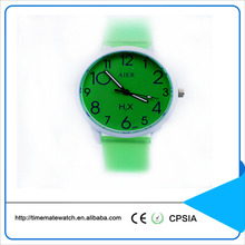 Quartz,Fashion,Sport,Charm and Silicone Material Waterproof Watch