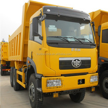 FAW Tipper Truck FAW J5P Heavy Truck for Mozambique