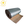 Heat shield resistant insulation aluminum foil foam building construction material exterior roof insulation