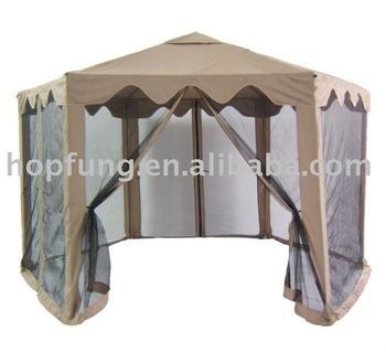 screen party tent