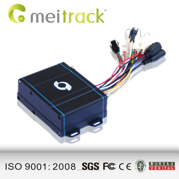 Waterproof GPS Tracker for Truck Tracking, with Buzzer for Arm/Disarm