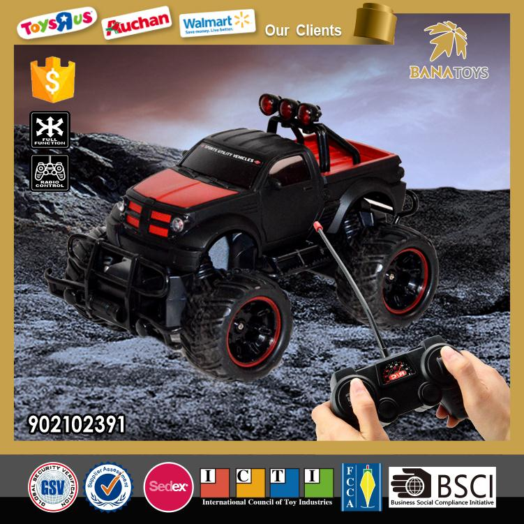 Big vehicle toy electric suv car 4x4