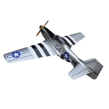 "Hotsale new design P-51 Mustang 96"" V2 100CC gas engine RC aircraft model"