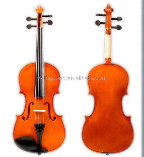Cheap price of plywood china conservatory violin