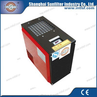 Environment friendly refrigerated compressed air dryers made in China