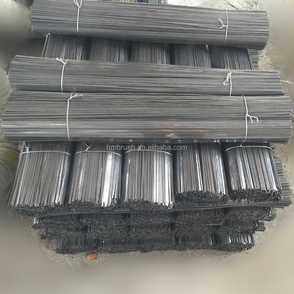 road sweeper gutter brooms side brushes Steel wire filament