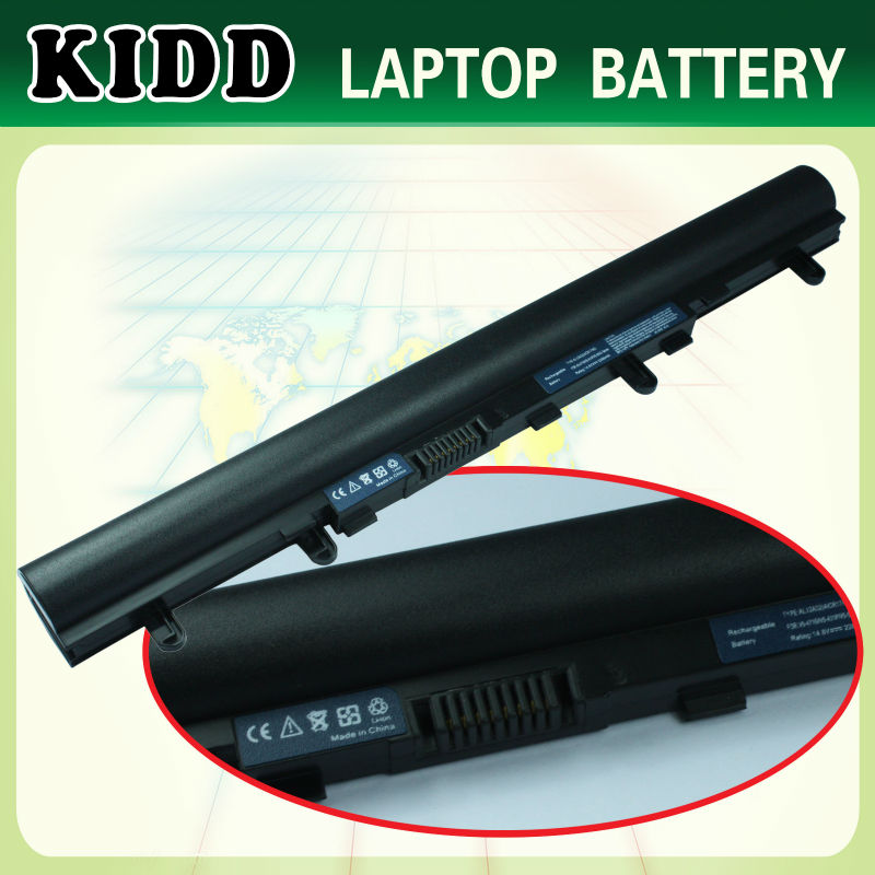 14.8v 2200mAh New Hot Model Al12a32 Original Laptop Batteries For Acer Aspire V5-531p Aspire V5-551g Batteries Laptop