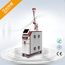 Hot sale nd yag long pulse tattoo laser /tattoos removal machine