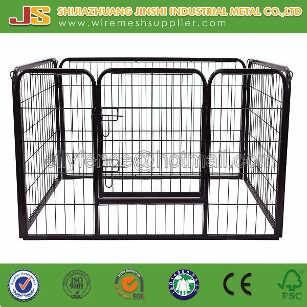 125x80x70cm Outdoor Tube Dog Play Fence Pen