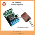 DC 12v RF wireless remote control switch 1 channel 1 remote control + 1 receiver controller (ZK1PA + ZY6-1)