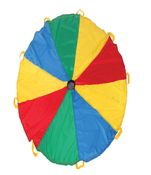 Large kids' parachute playing parachute for kids