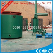 environment friendly charcoal manufacturing equipment