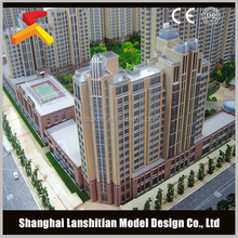 light miniature models for residential architectural models