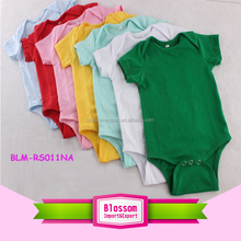 Wholesale baby clothes carter Baby Sleep Night Suits Skin Color Body Suit Easy Wear Clothing Design Your Own Bodysuit For Kids