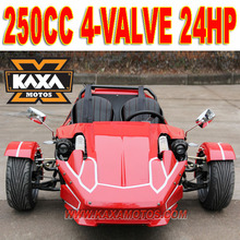 Three Wheel Motorcycle ATV 250cc EEC