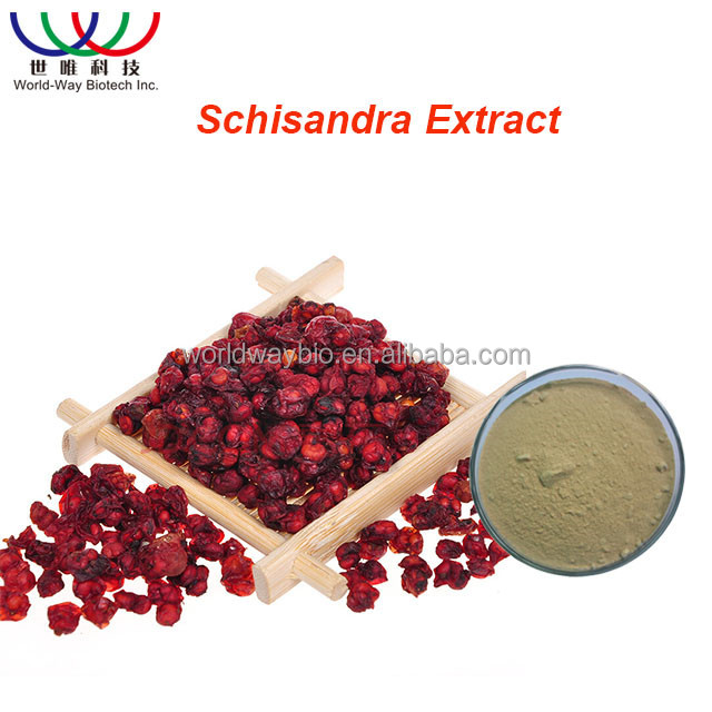 Free sample ! natural China 100% pure organic FDA, KOSHE ,ISO ,HALAL schisandrins extract / schisandra berries p.e.