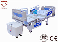 NEW!!10 Function Electric hospital bed with CPR,Central Brakes XR.HLC-ZDY-01