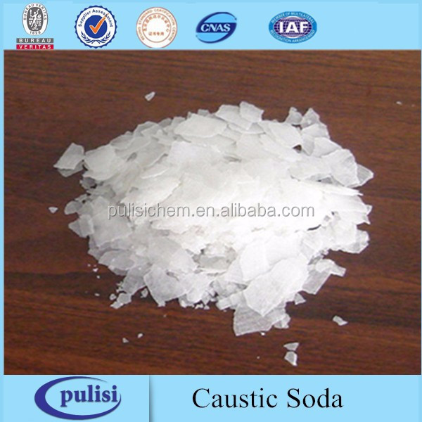 Sodium hydroxide;Caustic Soda flakes 99% for soap,paper , textile , detergent