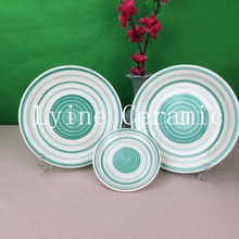 Factory provide different shape custom design embossed car melamine plate