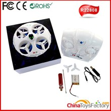 R22808 2015 2.4G 4CH Headless RC Gopro Drone Nano Quadcopter 2.4G Remote Control RC UFO Helicopter
