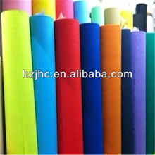 High quality needle punched nonwoven polyester felt fabric