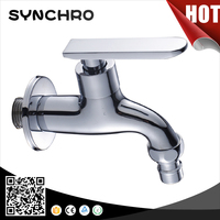 SKL-317 Washing Machine Used Brass Body Zinc Alloy Handle Bibcock Taps Faucet