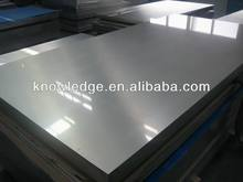 Aluminum heat treatment reinforced plate & sheet (pre-stretched plate)