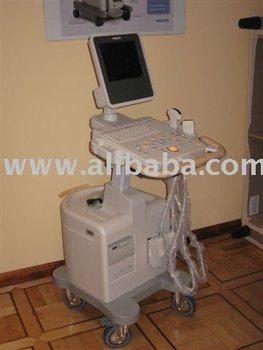 Used Usg Philips Hd3 Ultrasound System